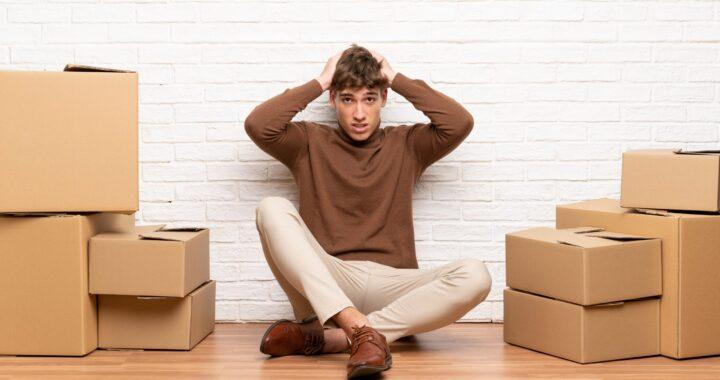 5 erreurs déménagement