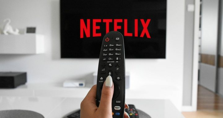 caster netflix television