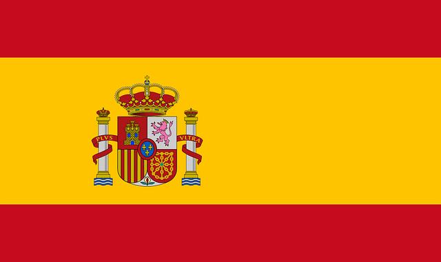 page de garde espagnol